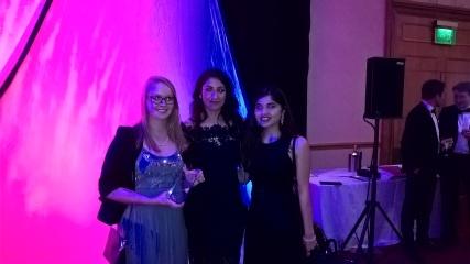 BLS award winners